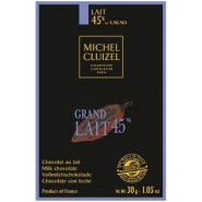Chocolate con Leche 45% 30gr