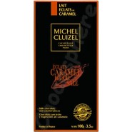 Chocolate con Leche y fragmentos de Caramelo 100gr