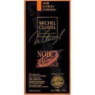 Chocolate Negro con Cortezas de Naranjas 100gr
