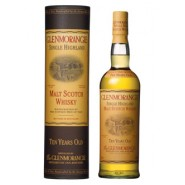 Whisky Glenmorangie Ten Years Old