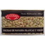 Pochas de Navarra Blancas y Verdes