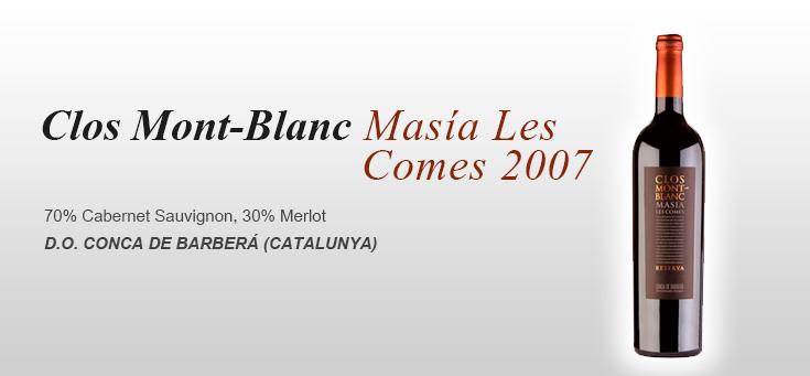 03 Clos MontBlanc Masia