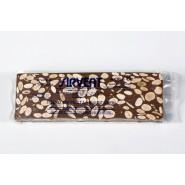 Turrón Artesano de Chocolate con Leche - Sirvent